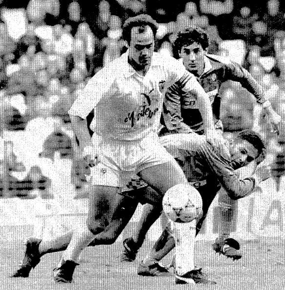 07.02.1993: Valencia CF 1 - 1 Celta de Vigo