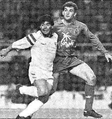 14.02.1993: Sevilla FC 2 - 2 Valencia CF