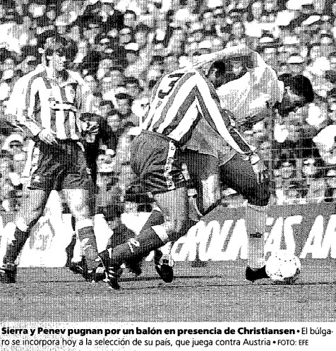 11.04.1993: Valencia CF 2 - 0 Sporting Gijón