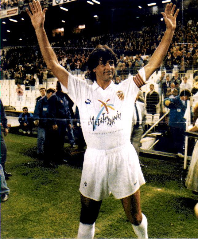25.04.1993: Valencia CF 5 - 6 PSV Eindhoven