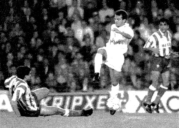 08.05.1993: Valencia CF 1 - 0 At. Madrid