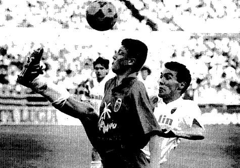 30.05.1993: Real Zaragoza 2 - 1 Valencia CF