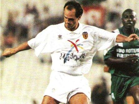 18.08.1993: Valencia CF 5 - 1 Feyenoord