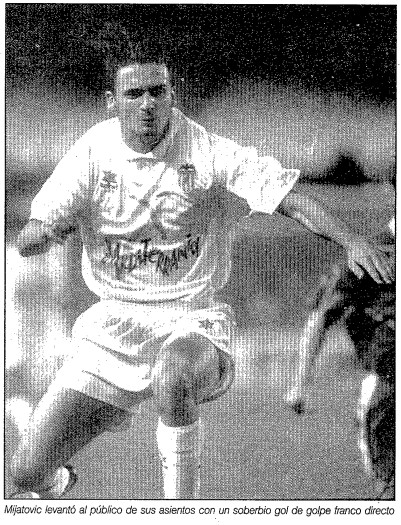 23.08.1993: Sevilla FC 0 - 1 Valencia CF