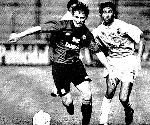 24.08.1993: CA Osasuna 2 - 1 Valencia CF