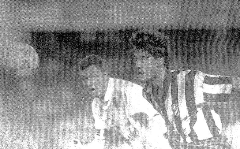 11.09.1993: Valencia CF 2 - 2 At. Madrid