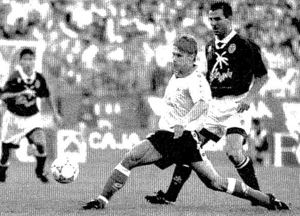 19.09.1993: Rac. Santander 0 - 1 Valencia CF