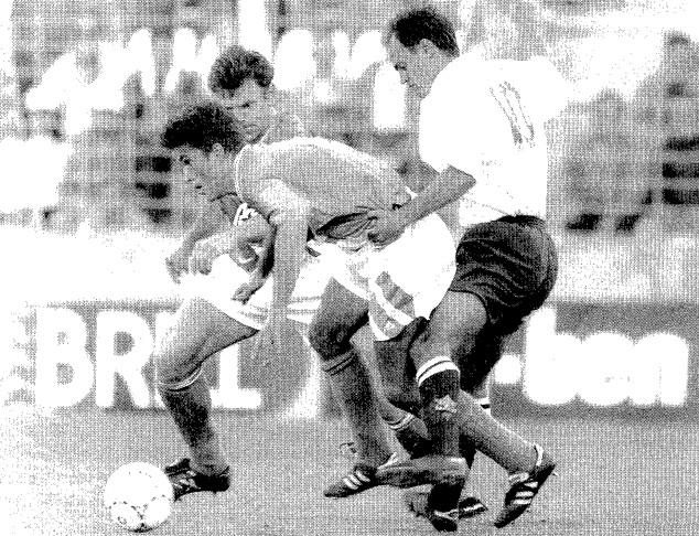 03.10.1993: UE Lleida 1 - 1 Valencia CF