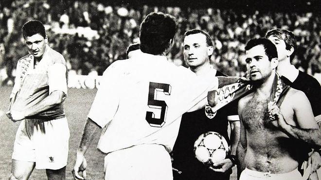20.10.1993: Valencia CF 3 - 1 Karlsruher SC