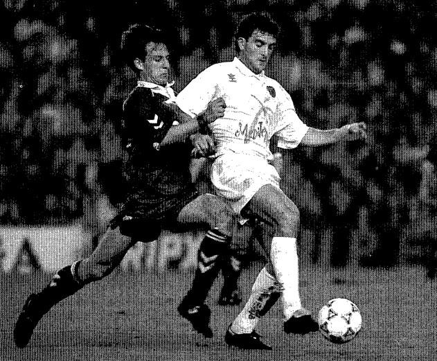 11.11.1993: Valencia CF 0 - 3 Real Madrid