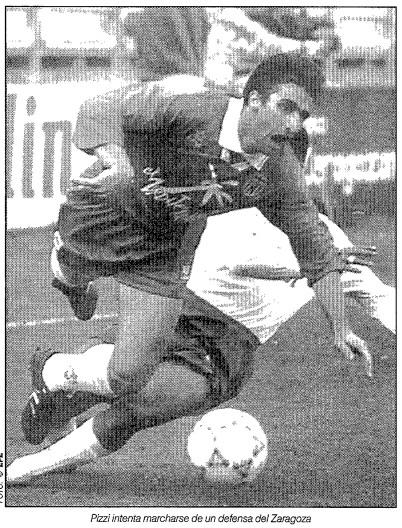 19.12.1993: Real Zaragoza 1 - 0 Valencia CF