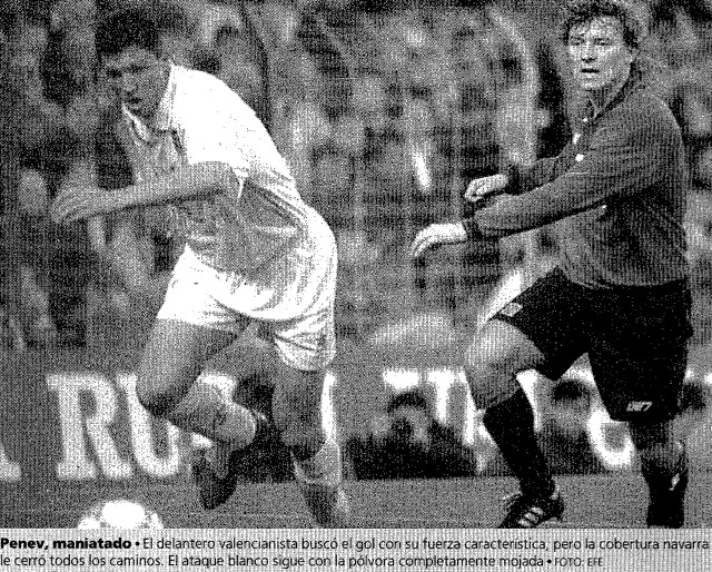 02.01.1994: Valencia CF 0 - 0 CA Osasuna