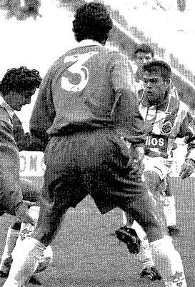 09.01.1994: Real Valladolid 1 - 1 Valencia CF