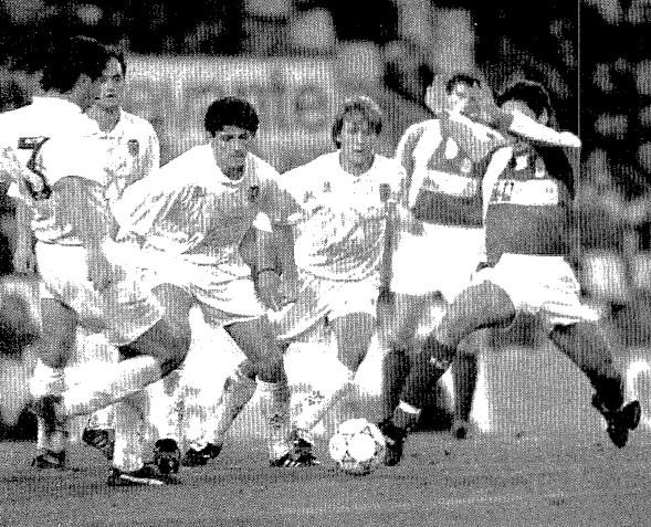 23.01.1994: Valencia CF 2 - 2 Real Oviedo