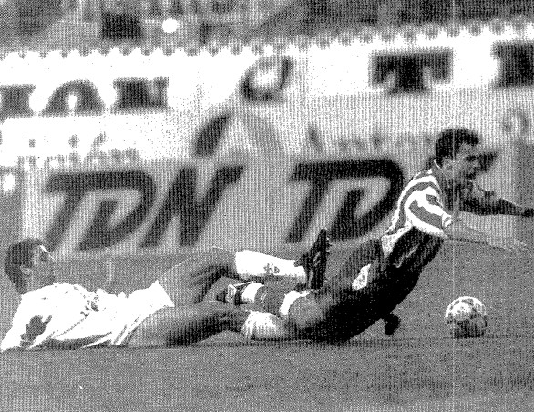 29.01.1994: At. Madrid 2 - 0 Valencia CF