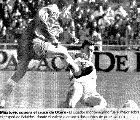 13.03.1994: Celta de Vigo 1 - 2 Valencia CF