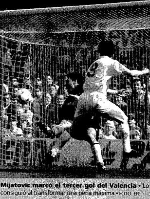 10.04.1994: Valencia CF 4 - 0 Albacete B.