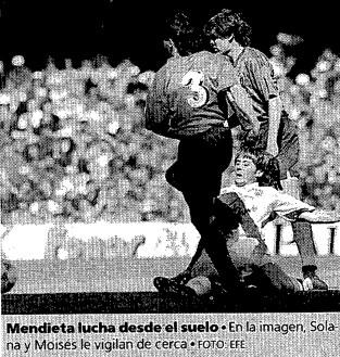 24.04.1994: Valencia CF 3 - 0 Real Zaragoza