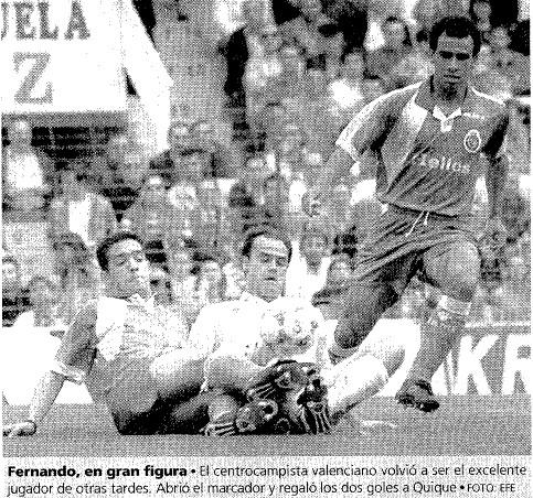 08.05.1994: Valencia CF 5 - 1 Real Valladolid