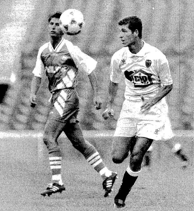 23.08.1994: PSV Eindhoven 0 - 3 Valencia CF