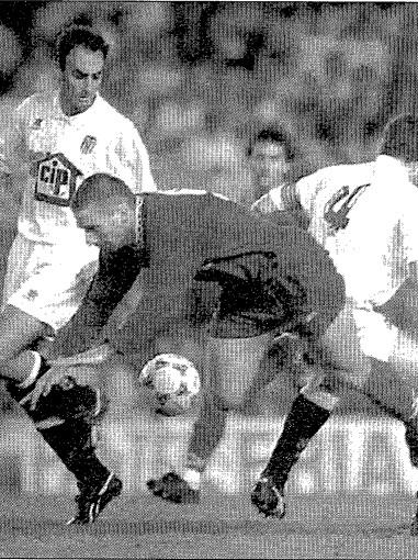 17.09.1994: Valencia CF 2 - 1 CD Tenerife