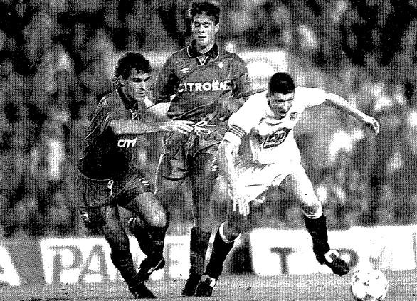 29.10.1994: Valencia CF 1 - 0 Celta de Vigo
