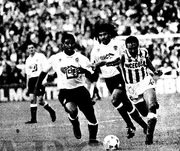 06.11.1994: Real Betis 1 - 1 Valencia CF