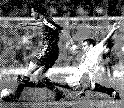 19.11.1994: Valencia CF 1 - 2 Real Madrid