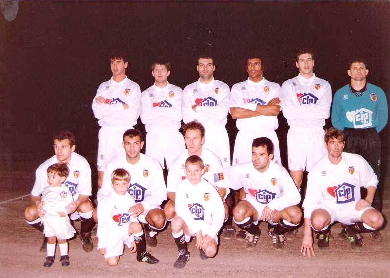 04.01.1995: CD Corralejo 2 - 2 Valencia CF