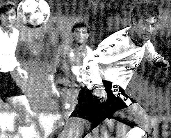 08.01.1995: Rac. Santander 3 - 2 Valencia CF