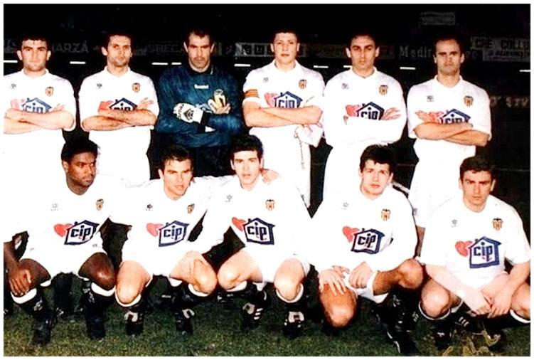11.01.1995: Valencia CF 5 - 0 CD Corralejo