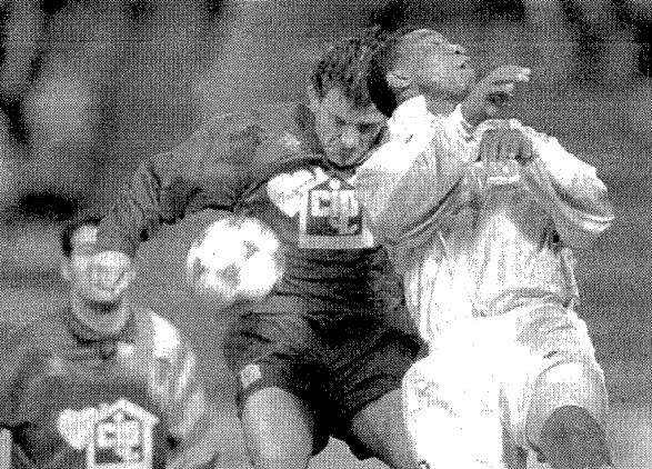 22.01.1995: SD Compostela 1 - 1 Valencia CF