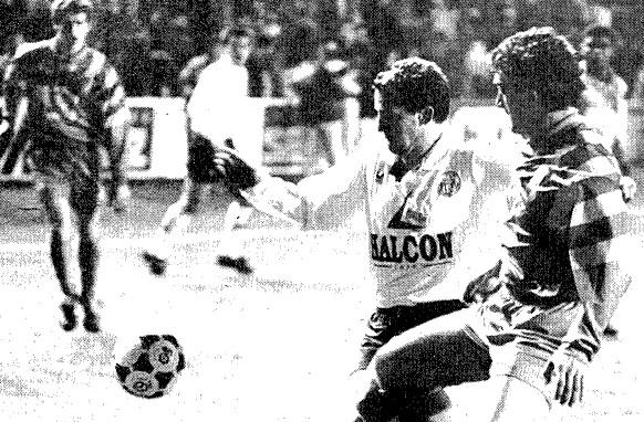 25.01.1995: UD Salamanca 2 - 1 Valencia CF