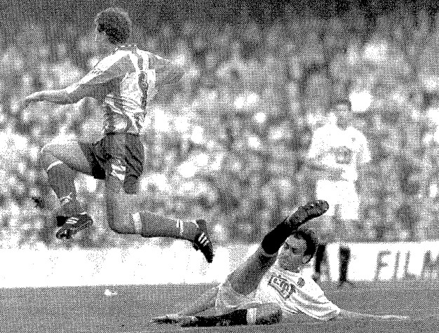 05.02.1995: Valencia CF 0 - 0 At. Madrid