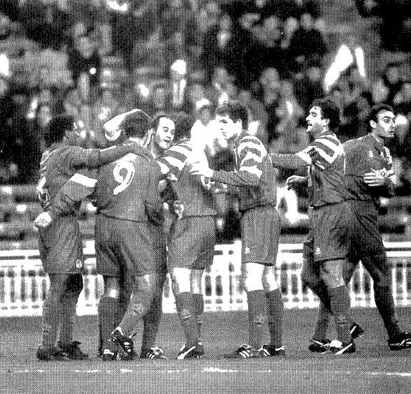 09.02.1995: Real Madrid 1 - 2 Valencia CF