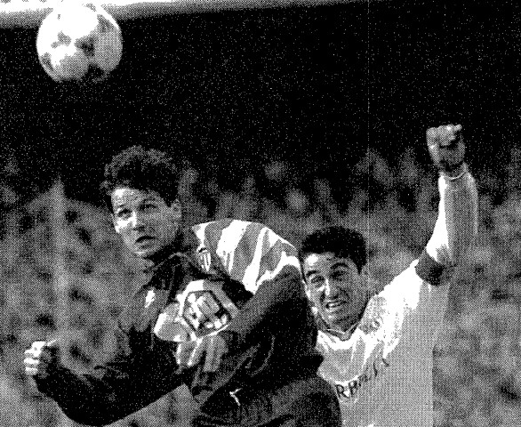 12.02.1995: Sevilla FC 1 - 1 Valencia CF