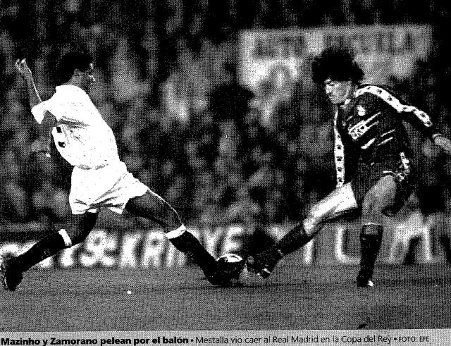 16.02.1995: Valencia CF 2 - 1 Real Madrid