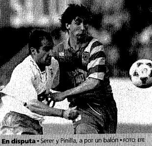19.02.1995: CD Tenerife 1 - 2 Valencia CF
