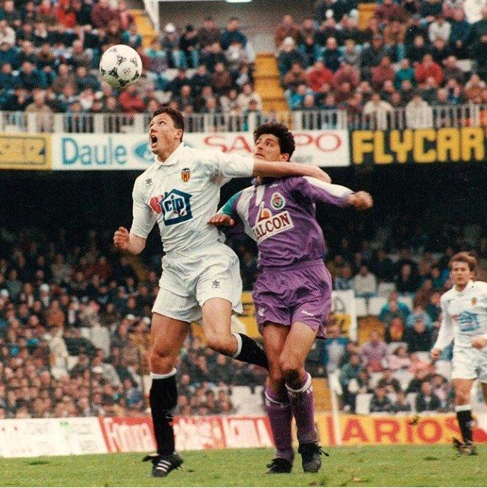 12.03.1995: Valencia CF 3 - 0 Real Valladolid