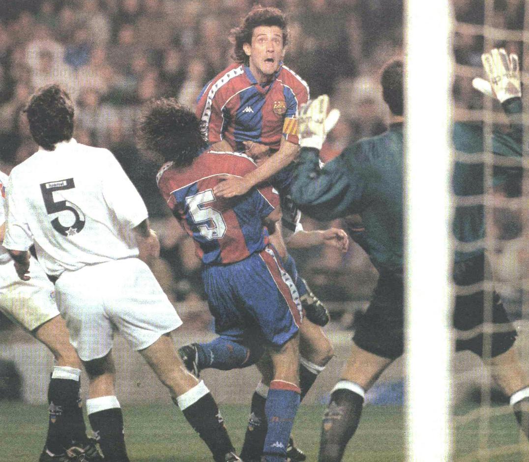 19.03.1995: FC Barcelona 0 - 0 Valencia CF