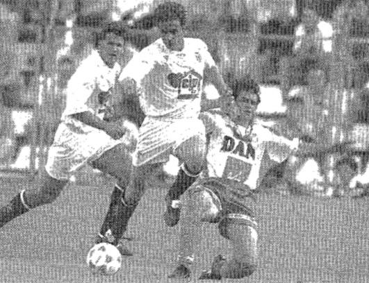 03.06.1995: RCD Espanyol 5 - 0 Valencia CF