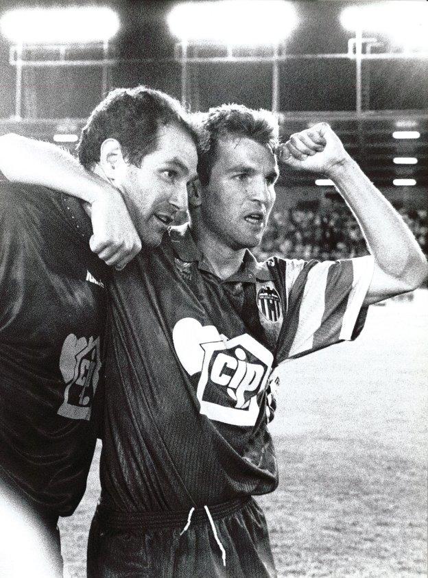 13.06.1995: Albacete B. 1 - 2 Valencia CF