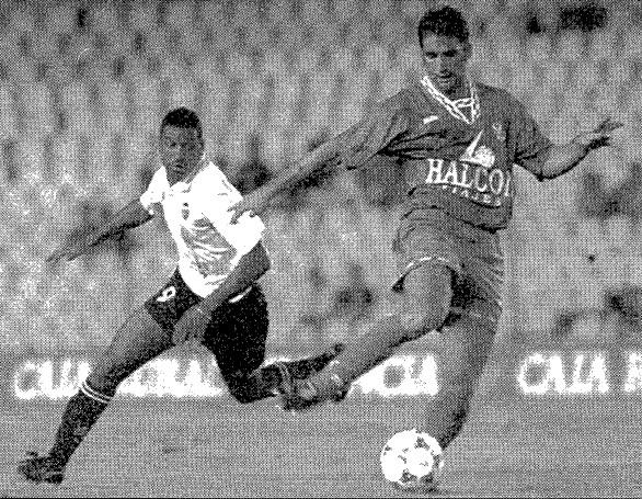 19.08.1995: Valencia CF 1 - 3 CD Tenerife