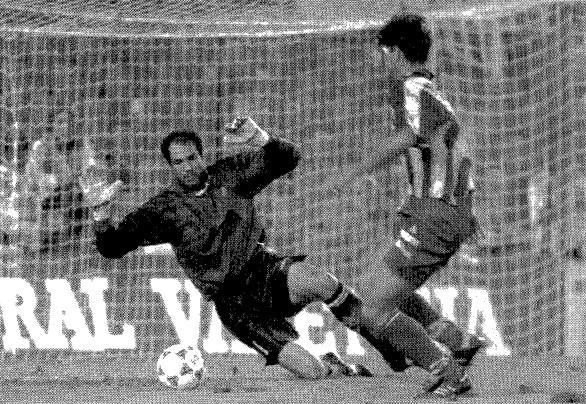 21.08.1995: Valencia CF 1 - 1 At. Madrid