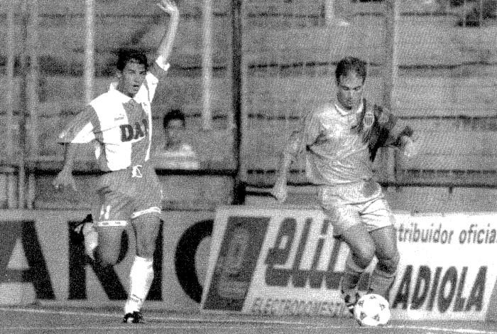 26.08.1995: RCD Espanyol 0 - 1 Valencia CF