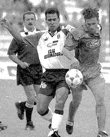 17.09.1995: CP Mérida 0 - 2 Valencia CF