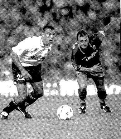 24.09.1995: Valencia CF 0 - 0 Real Zaragoza