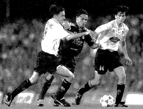 04.10.1995: Valencia CF 4 - 3 Real Madrid