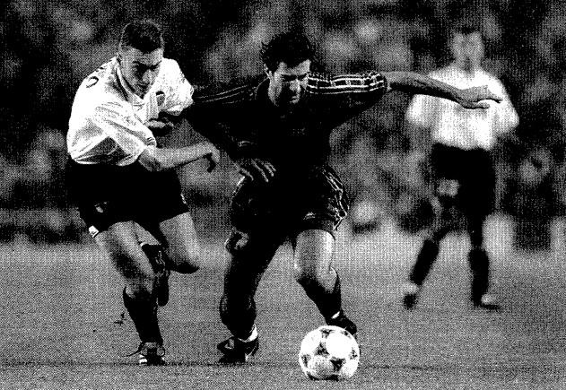 22.10.1995: FC Barcelona 1 - 0 Valencia CF