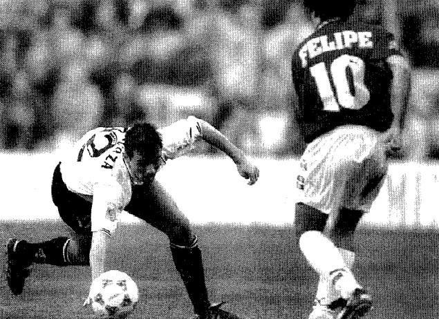 19.11.1995: Valencia CF 2 - 2 CD Tenerife
